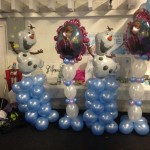the party and balloon shop frozen balloons
