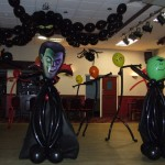 the party and balloon shop - halloween balloons