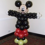 the party and balloon shop - mickey mouse themed balloon