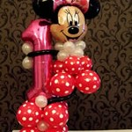 the party and balloon shop - minnie mouse balloon