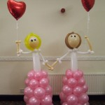 the party and balloon shop novelty balloon characters