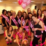 the party and balloon shop - personalised sashes