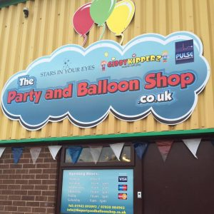 contact us - The Party and Balloon Shop Lowton - Pulse Entertainments