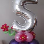 bespoke balloons - birthday balloons for all ages