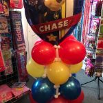 Paw patrol themed balloon - the party and balloon shop golborne & Lowton
