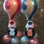gender reveal balloon - The Party and balloon shop Tyldesley