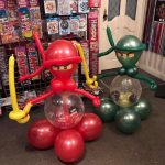 ninjago balloons - The Party and balloon shop Tyldesley