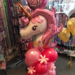 Unicorn bespoke Balloon Creation