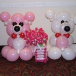 Balloon packages - doggie balloons