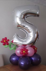 bespoke balloons for all occasions or events - birthday balloons for all ages
